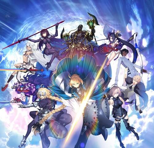 Fate Series پیپر وال called Fate/Grand Order