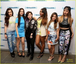 Fifth Harmony and Demi