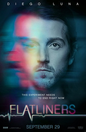 Flatliners (2017) Character Posters