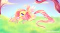 Fluttershy - my-little-pony fan art