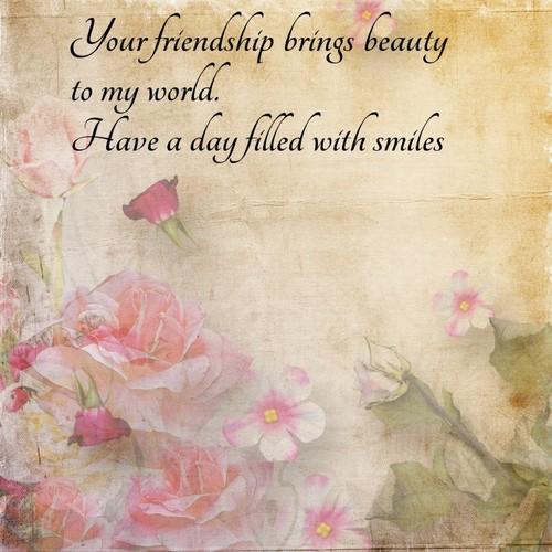 Die Rose von Yorkshire Hintergrund entitled For My Beautiful Fairy Sister