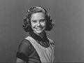Former Mouseketeer, Cheryl Holdridge - disney photo