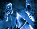 horror-movies - Freddy Vs. Jason wallpaper