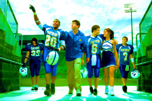 Friday Night Lights - Season 1 Cast