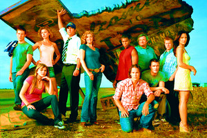 Friday Night Lights - Season 3 Cast