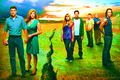 Friday Night Lights - Season 4 Cast - friday-night-lights fan art