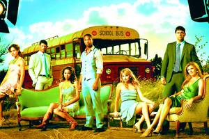 Friday Night Lights - Season 5 Cast