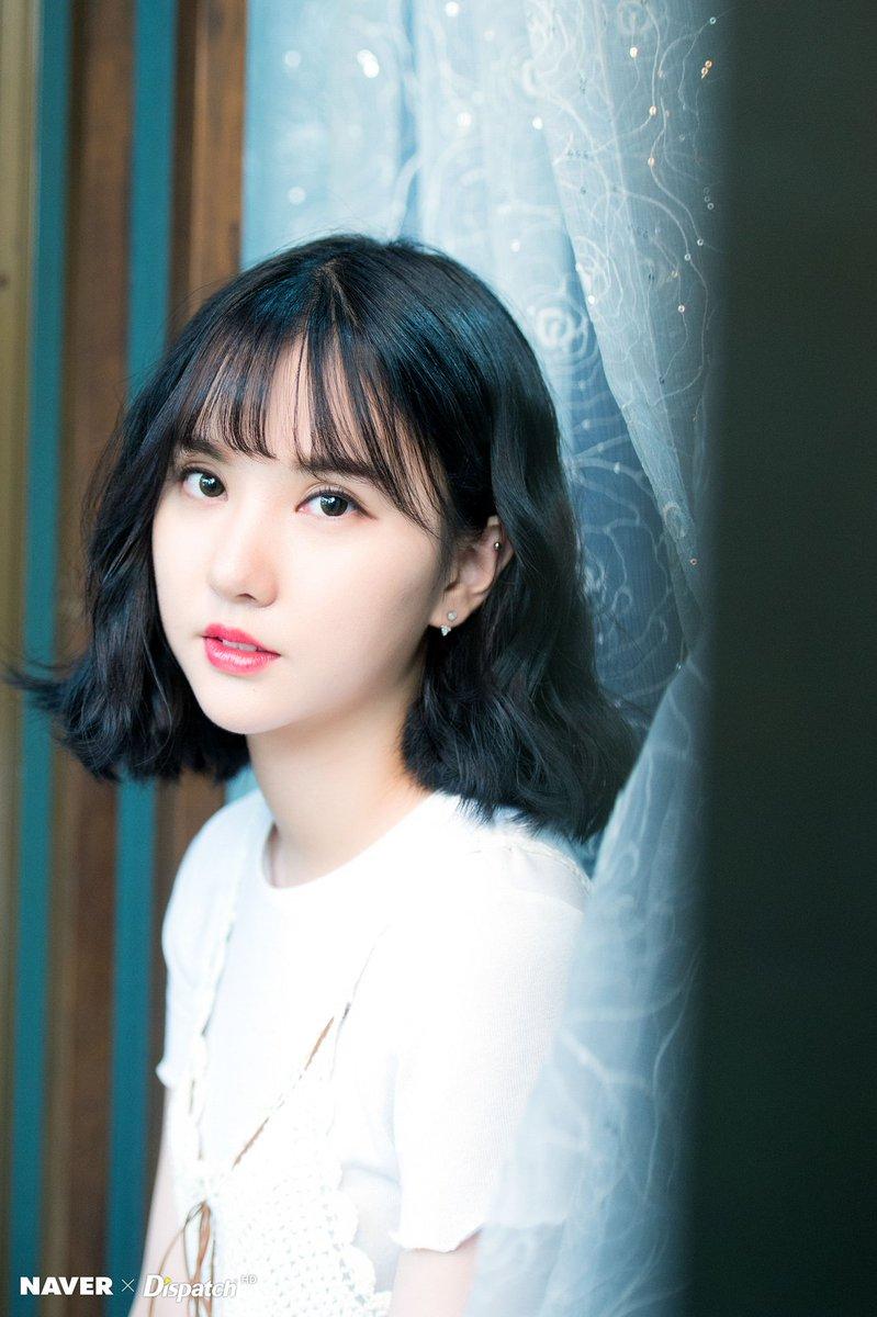 GFRIEND 'LOVE WHISPER' MV Shooting - Eunha