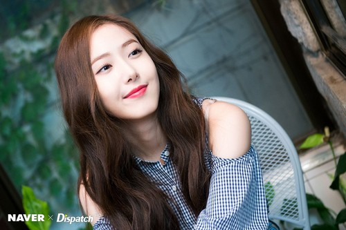 GFriend wallpaper called GFRIEND 'LOVE WHISPER' MV Shooting - SinB