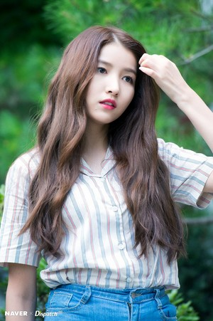 GFRIEND 'LOVE WHISPER' MV Shooting - Sowon