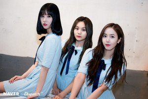 GFRIEND 'Summer Rain' MV Shooting