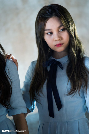GFRIEND 'Summer Rain' MV Shooting