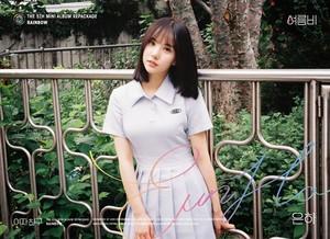 GFRIEND The 5th Mini Album Repackage 'RAINBOW' Individual Teaser Image - Eunha