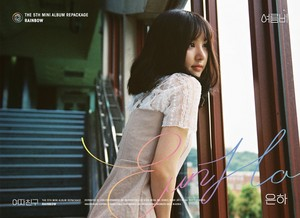 GFRIEND The 5th Mini Album Repackage 'RAINBOW' Individual Teaser Image - Eunha