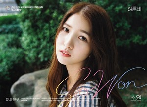 GFRIEND The 5th Mini Album Repackage 'RAINBOW' Individual Teaser Image - Sowon