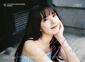 GFRIEND The 5th Mini Album Repackage 'RAINBOW' Individual Teaser Image - Yerin