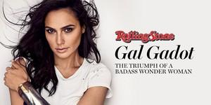 Gal Gadot - Rolling Stone Photoshoot - 2017