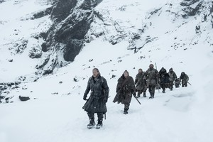 Game of Thrones - Episode 7.06 - Beyond the mur