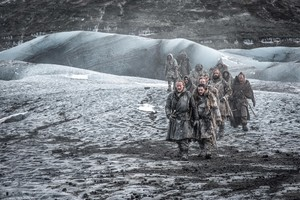 Game of Thrones - Episode 7.06 - Beyond the dinding