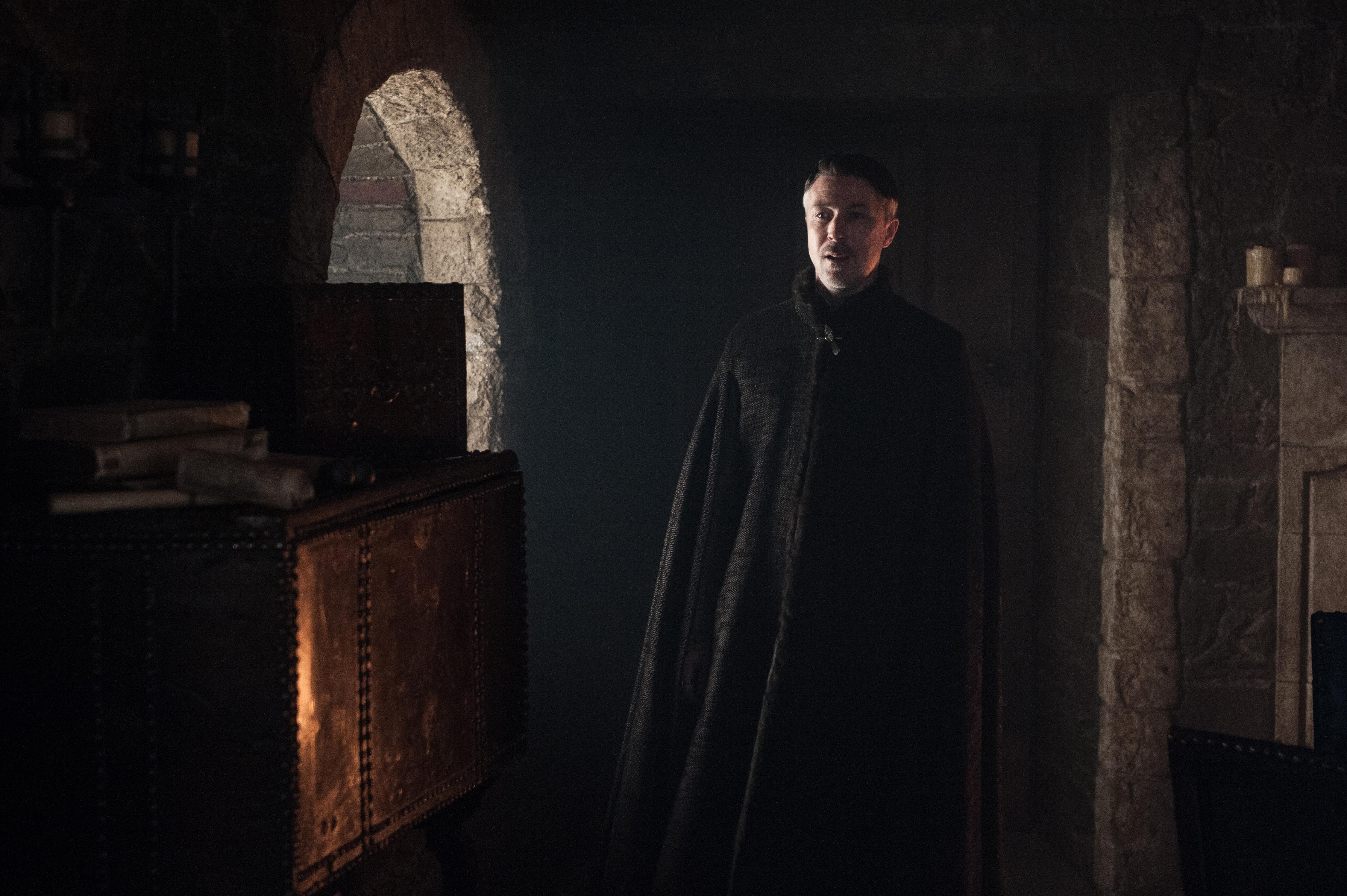 Game of Thrones - Episode 7.06 - Beyond the mural