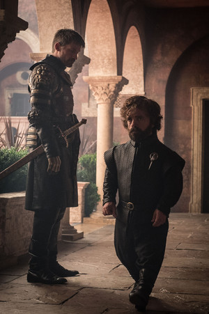 Game of Thrones - Episode 7.07 - The Dragon and the lupo