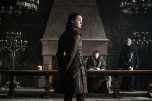 Game of Thrones - Episode 7.07 - The Dragon and the 狼, オオカミ