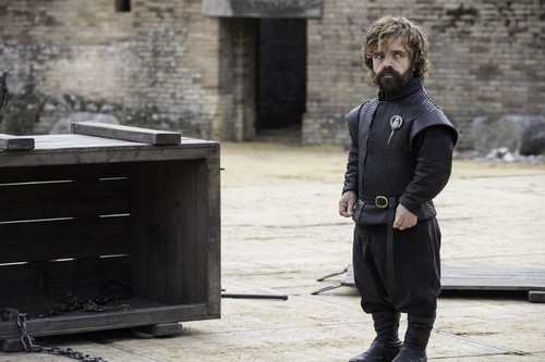 laro ng trono wolpeyper called Game of Thrones - Episode 7.07 - The Dragon and the lobo