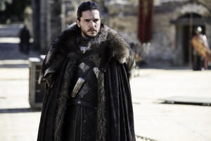 Game of Thrones - Episode 7.07 - The Dragon and the serigala, wolf