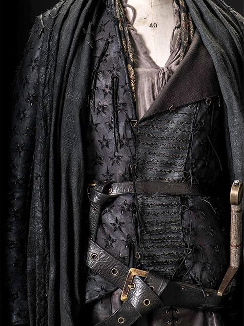 Game of Thrones - Euron Greyjoy's Season 7 Costume