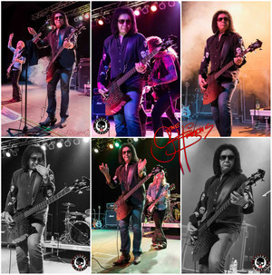 Gene Simmons ~Bowler, Wisconsin...August 12, 2017 (North ster Mohican Casino Resort)