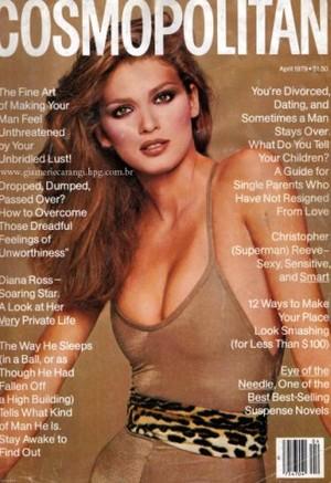 Gia Garangi On Cover Of Cosmopolitan 1979