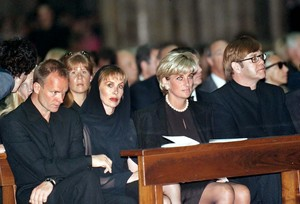 Gianna Versace Memorial Service