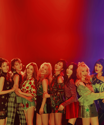 "Girls Generation/SNSD wallpaper entitled Girls Generation ""Holiday Night"" Group Teaser Image"