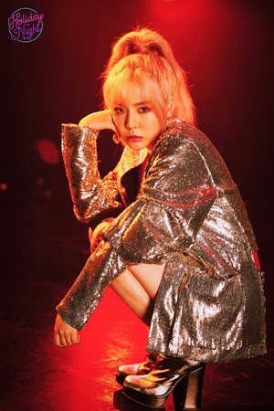 Girls' Generation 'Holiday Night' Teaser Image - SUNNY