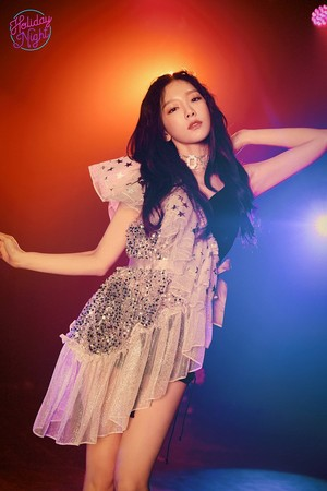 Girls' Generation 'Holiday Night' Teaser Image - TAEYEON