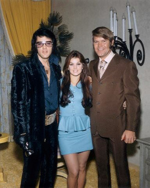 Glenn Campbell And The Presleys