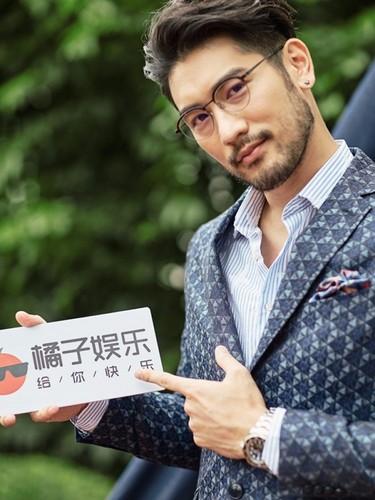 Godfrey Gao fondo de pantalla called Godfrey for Juzi Entertainment