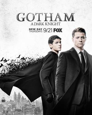 Gotham: A Dark Knight - Season 4 Poster