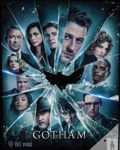 Gotham wallpaper called Gotham - Season 4 Poster