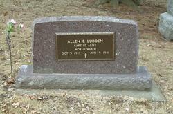 Gravesite Of Allen Ludden