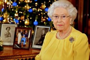HRM reyna Elizabeth II