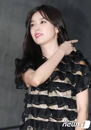 Han Hyo Yoo - Louis Vuitton Exhibition Event Pics