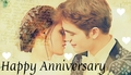 Happy Anniversary,Edward and Bella - twilight-series photo