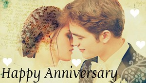 Happy Anniversary,Edward and Bella