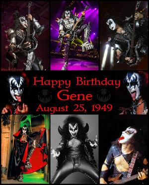 Happy Birthday Gene