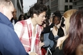 Harry Styles outside BBC Radio 1 - harry-styles photo