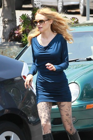 Heather Graham 8th May 2013, Los Angeles