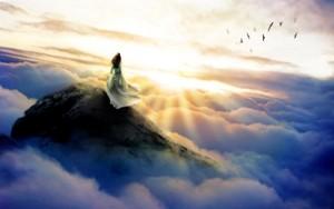 Heaven Hintergrund