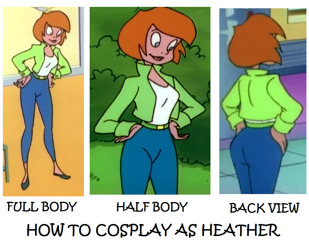 How to cosplay as Heather