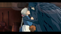Howl and Sophie - howls-moving-castle photo